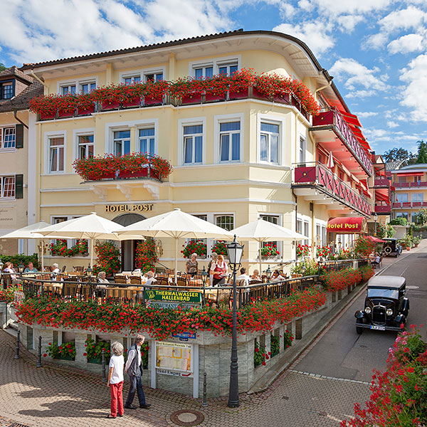 Hotel Post An Der Therme