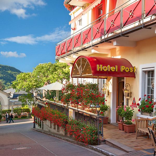 Hotel Post An Der Therme Badenweiler